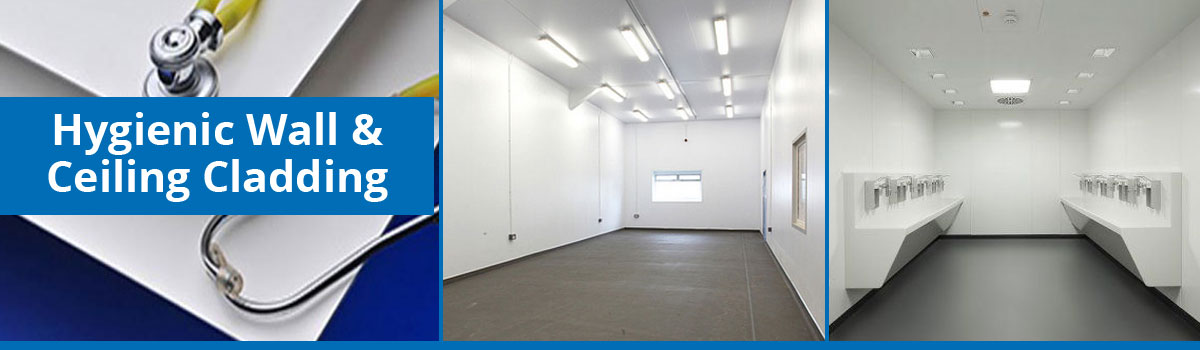 Hygienic Wall And Ceiling Cladding