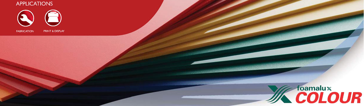 Foamalux Colour Foam PVC